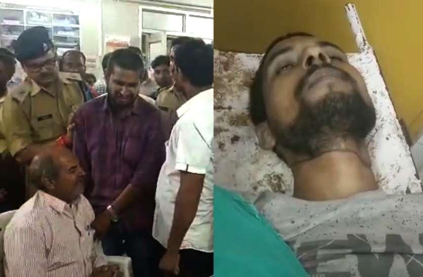 थाने में मौत, परिजन बोले थानेदार ने मारा, पुलिस बोली नही उसने पाजामे के नाड़े से फांसी लगा ली, अब मजिस्ट्रेट करेंगे जांच