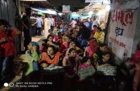 संजय गांधी मार्केट की दुकाने तोड़े जाने पर हंगामा, विरोध करने वाली महिलाओं को हिरासत में लिया गया
