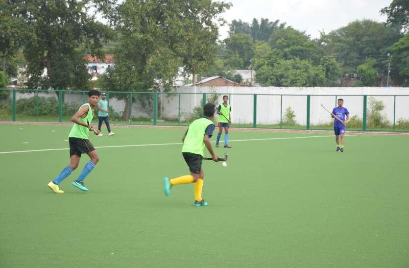 राजस्थान विश्वविद्यालय करेगा वेस्ट जोन महिला हॉकी टूर्नामेंट की मेजबानी