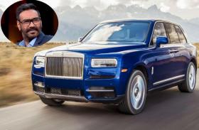 'सिंघम' ने खरीदी दुनिया की सबसे महंगी कारों में शुमार कार, देश में में है सिर्फ इन 2 रहीसों के पास