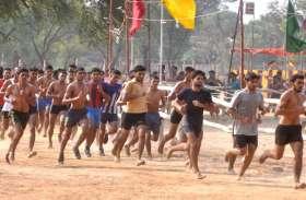 श्रीगंगानगर.सेना भर्ती के लिए युवाओं ने दिखाया उत्साह..........देखें खास तस्वीरें