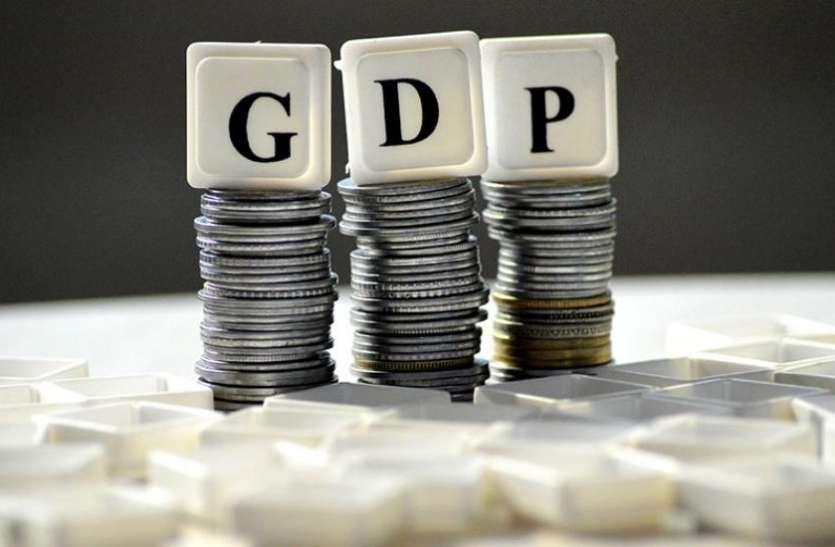 इंडिया रेटिंग्स ने घटाई GDP की रफ्तार, चालू वित्त वर्ष में 6.7 फीसदी रहने का अनुमान