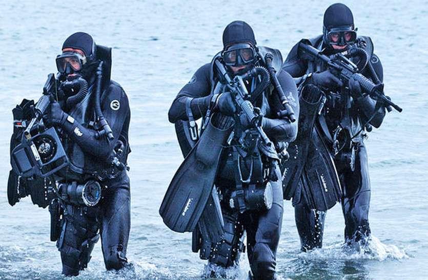 कच्छ की खाड़ी में पाक कमांडो का प्रवेश : खुफिया विभाग की चेतावनी