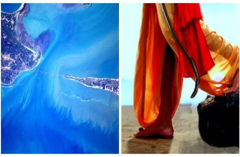 रामसेतु से जुड़े इन 10 तथ्यों से अनजान होंगे आप, महज 5 दिनों में पूरा हुआ था पुल का काम