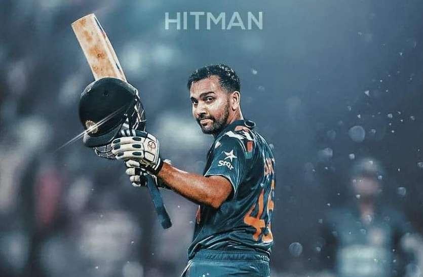 युवराज सिंह की तरह 6 गेंदों में 6 सिक्स मारना चाहते थे रोहित शर्मा