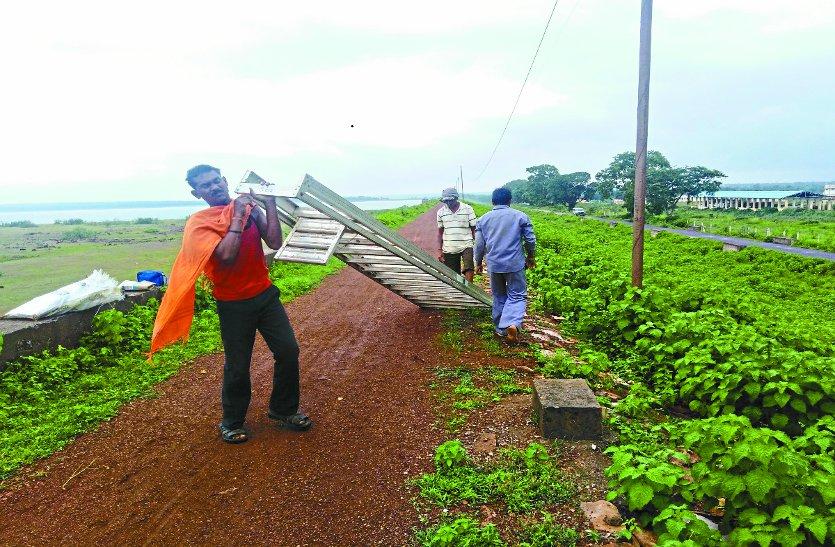 अब फिर से रोशन होगी तांदुला जलाशय का पर्यटन स्थल, सुधारी जा रही लाइट