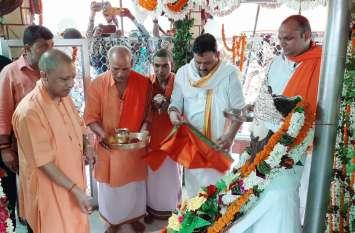 बाबा किनाराम मठ काशी विश्वनाथ मंदिर की तर्ज पर होगा विकसित