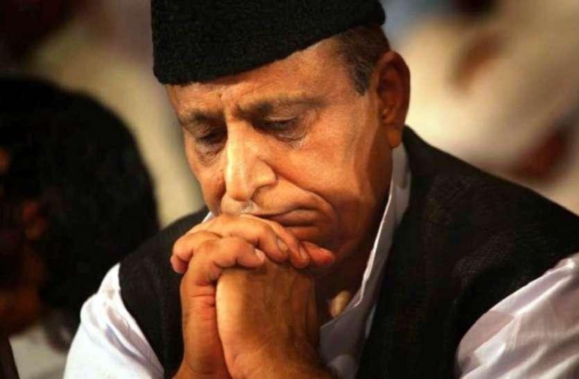 आजम खान की तबीयत फिर बिगड़ी, जेल से ले जाए गए लखनऊ अस्पताल, पत्नी ने लगाए गंभीर आरोप