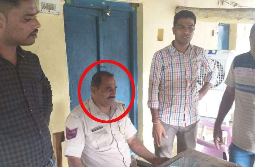 अपने इलाके का मामला नहीं था, फिर भी काम निकालने के नाम पर ले ली रिश्वत, हैड कांस्टेबल को न्यायिक हिरासत में भेजा