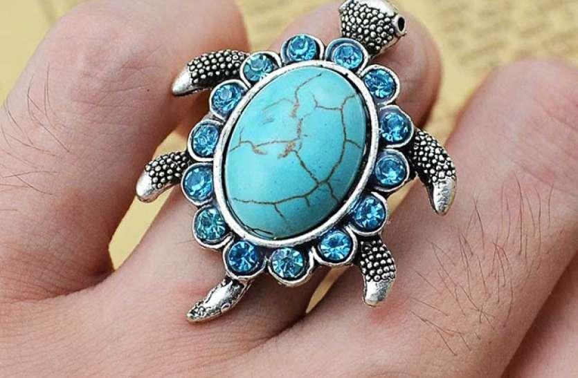 जल्द बनना चाहते हैं मालामाल तो पहनें कछुए वाली अंगूठी, होंगे ये 10 फायदे