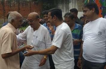 MLA participated in the campaign - Kolkata News in Hindi