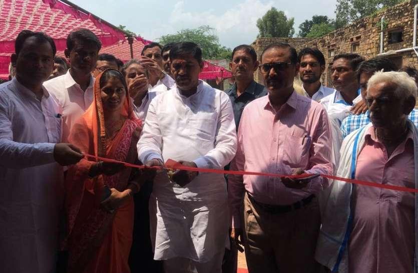 राजस्थान के इस डांग इलाके में अब फैलेगा उच्च शिक्षा का उजियारा