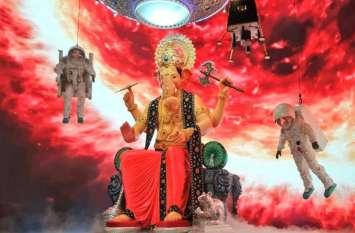 Ganesh Chaturthi 2019: घर बैठे कीजिए 'लालबाग के राजा' का दर्शन