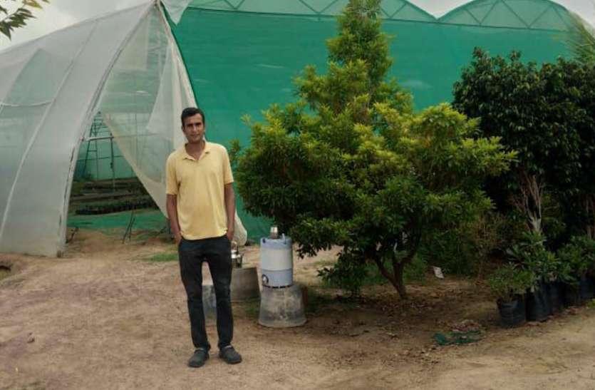 success story of husband wife farmers in jodhpur - Jodhpur