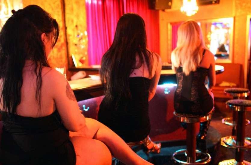 तीन होटलों में सजा हुस्न का बाजार, लड़कियों के साथ शादीशुदा महिलाएं भी धंधे में लिप्त