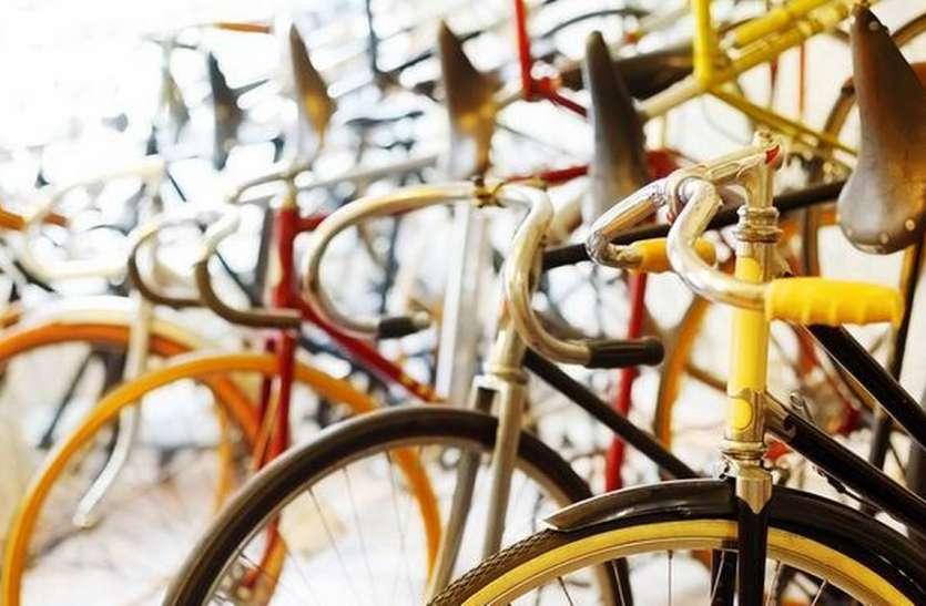 मंदी के बावजूद भारत में लगातार बढ़ रहा है आयातित साइकिलों का बाजार