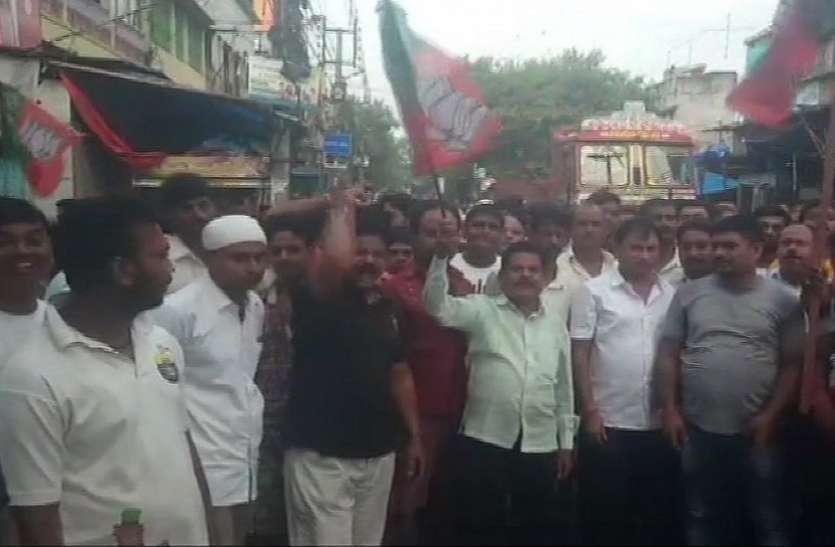 पश्चिम बंगाल: सांसद पर हमले के विरोध में बैरकपुर बंद, भाजपा कार्यकर्ताओं पर लाठीचार्ज