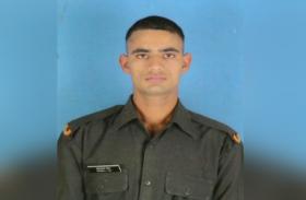 बॉर्डर पर दुश्मनों को जबाव देते हुए शहीद हुआ राजस्थान का 23 वर्षीय लाल, पूरे प्रदेश में छाई शोक की लहर