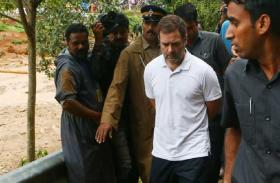 केरल के CM के नाम राहुल गांधी का खत, पुल के पुर्निर्माण की रखी मांगी