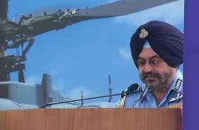 आईएएफ चीफ बीएस धनोआ बोले- 'अपाचे दुनिया का सबसे घातक हमलावर हेलीकॉप्टर'