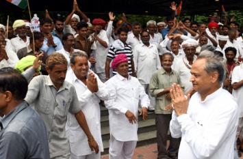 देश की अर्थव्यवस्था पर बोले CM गहलोत, जनता मजबूत रहेगी तो जरूर बदलेंगे हालात