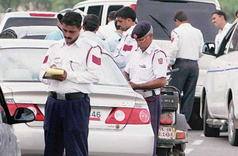 दिल्ली: 15 हजार की थी स्कूटी, 23 हजार का कटा चालान