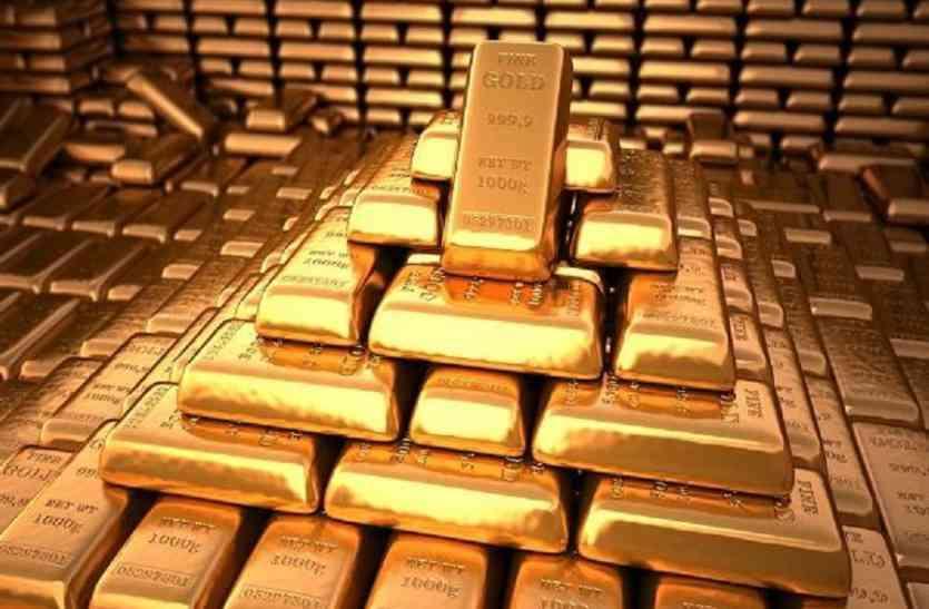पाकिस्तान के मुकाबले भारत के पास है करीब दस गुना सोना, दुनिया के दस शीर्ष देशों में हुआ शामिल