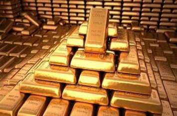 सोना लगातार दूसरे दिन 100 रुपए चमका, चांदी में 310 रुपए की उछाल