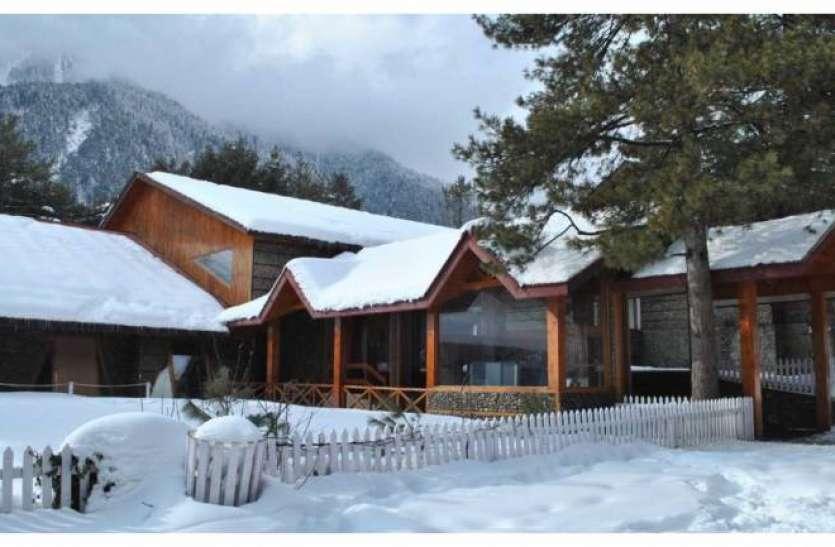 कश्मीर में एक लाख करोड़ के निवेश से 100 होटल बनाने की तैयारी