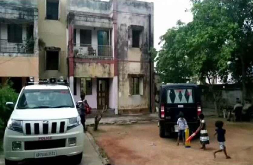 चोरों ने पुलिस अफसर के घर को बनाया निशाना, कर डाली लाखों की चोरी, अब तक नहीं मिला कोई सुराग
