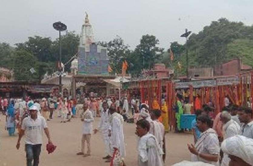 alwar bharthri festivel news अलवर ही नहीं देश भर में पूजे जाते हैं लोकदेवता भर्तृहरि, मेला शुरू