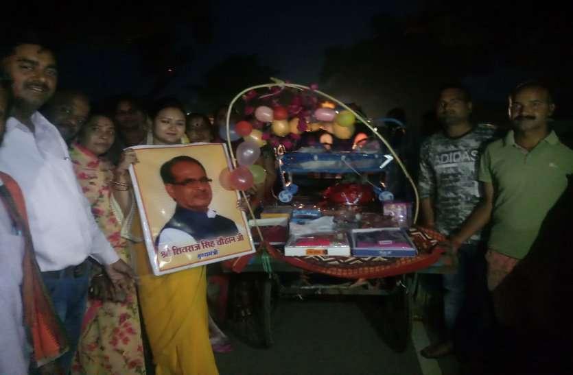 सीता के बच्चों की देखरेख करेंगी आंगनबाड़ी कार्यकर्ता