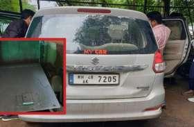 क्राइम ब्रांच की बड़ी कार्रवाई : साढ़े 3 करोड़ रुपये की खेप पकड़ी, गाड़ी में बनवा रखा था लॉकर