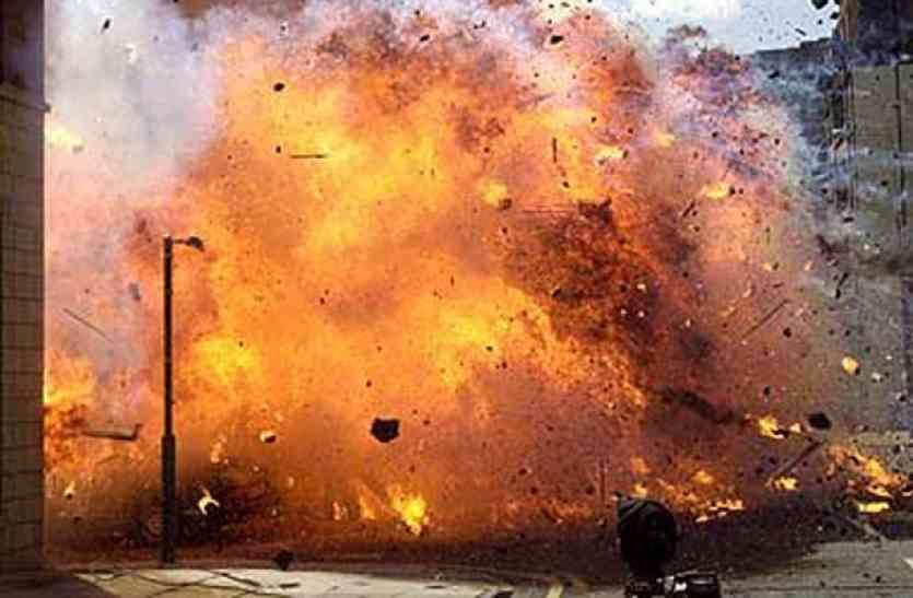 Gurdaspur Factory Explosion