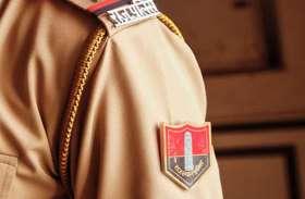 Mp police:पुलिसकर्मी की हरकत,वीडियो हो गया वायरल