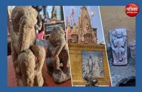 पाकिस्तान के मंदिर में मिली सुरंग, खुदाई के दौरान निकली बेशकीमती मूर्तियां