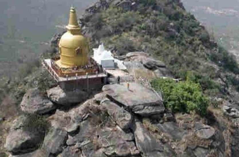 Pitru Paksha 2019: Pind Daan In Gaya And Pretshila Intresting Facts - इस पर्वत शिला पर पिंडदान करने से पूर्वजों को नहीं भोगनी पड़ती कष्टदायी योनी, जानें रहस्य   Patrika News