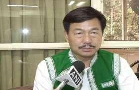 अरुणाचल के रास्ते देश में घुस रहा चीन, बीजेपी सांसद का बड़ा दावा