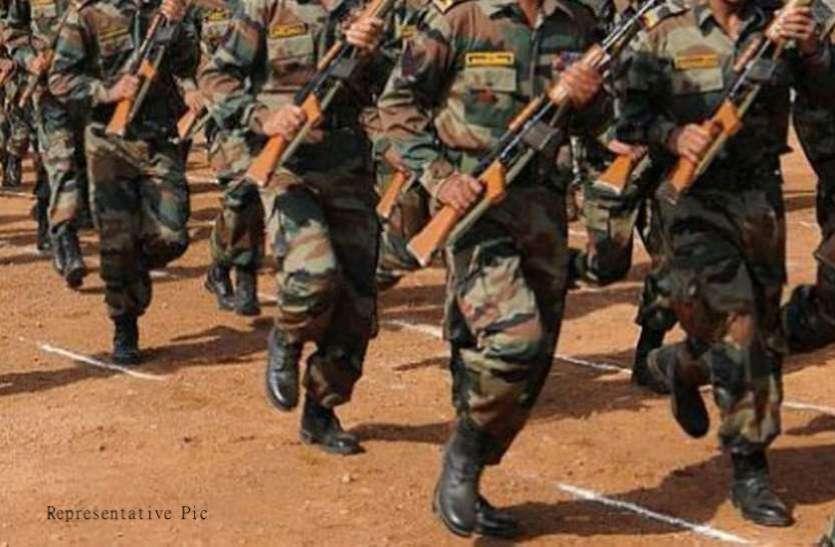 सेना हर साल 100 महिला जवानों को करेगी भर्ती
