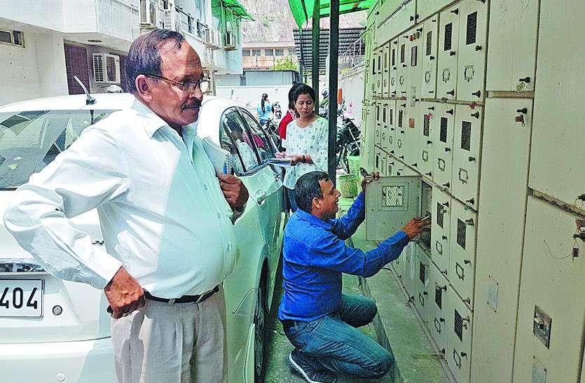 जयपुर में लोग अपना रहे बिजली चोरी करने के नए-नए तरीके, डिस्कॉम कीे बहुमंजिला इमारतों में चैंकिंग
