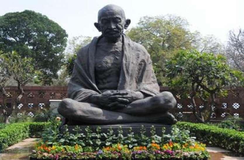 महात्मा गांधी जयंती पर कांग्रेस राष्ट्रीय स्तर पर पदयात्रा निकालेगी