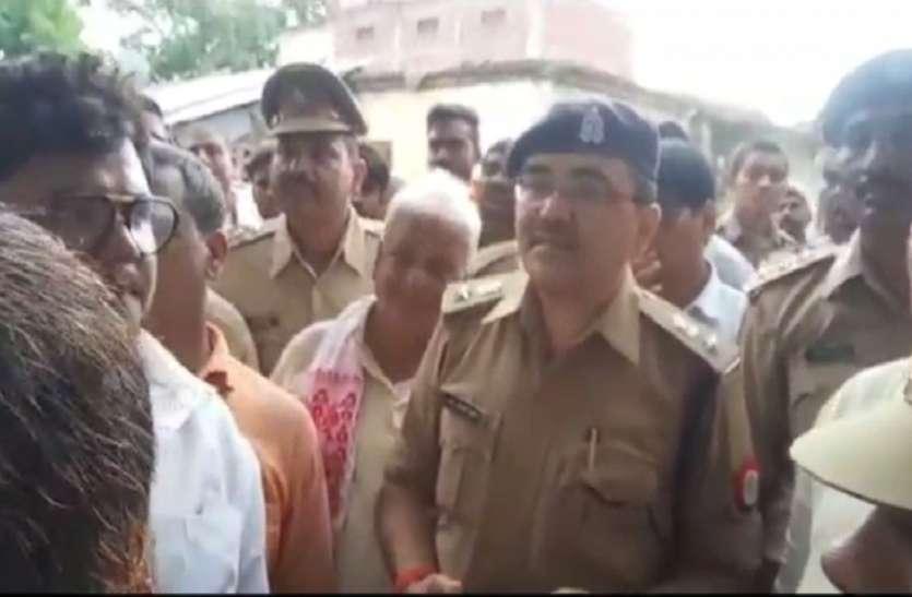 मंदिर में तोड़फोड़ को लेकर दो समुदायों में तनाव, पांच गिरफ्तार