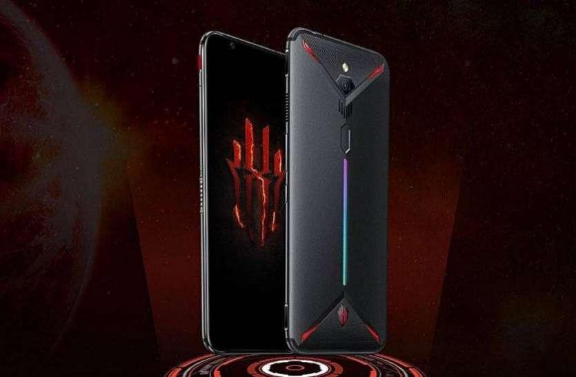 12GB रैम के साथ Nubia Red magic 3S चीन में हुआ लॉन्च, जानें फीचर्स