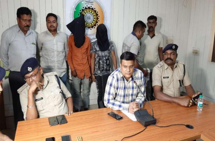 यूपी से बकरीद में भाई की जगह ड्राइवरी करने आया रायपुर और लूट लिए दो पेट्रोल पंप, समोसा खाते पुलिस ने पकड़ा