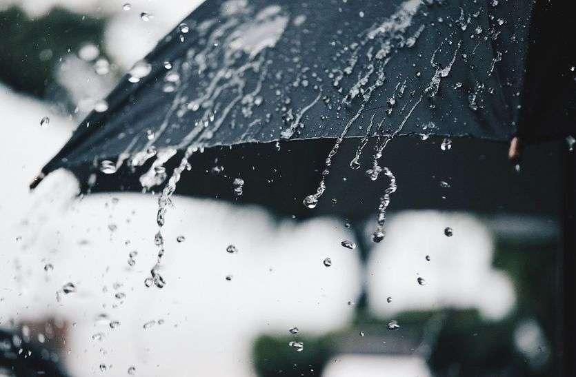 बासनी व सांगरिया में हल्की बारिश