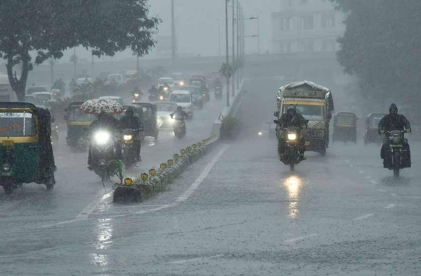 सूरत में झमाझम, ओलपाड में दो घंटे में चार इंच बारिश