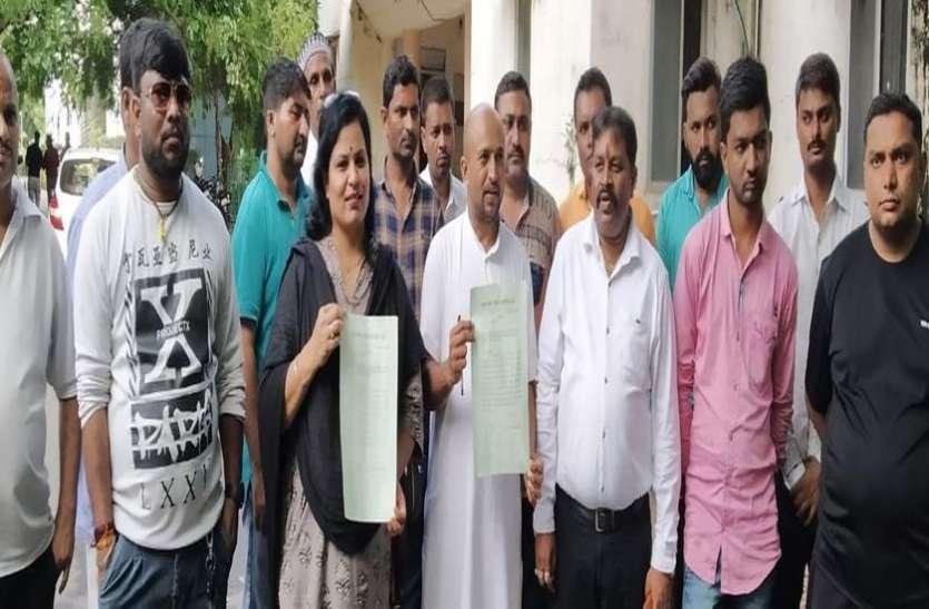 Surat News : किन्नरों की दादागीरी के खिलाफ अधिसूचना जारी करने की मांग