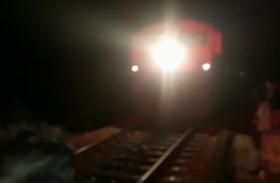 बर्निंग ट्रेन होते होते बची लखनऊ-बांद्रा एक्सप्रेस, ड्राइवर की सूझबूझ ने बचाई हजारों की जान