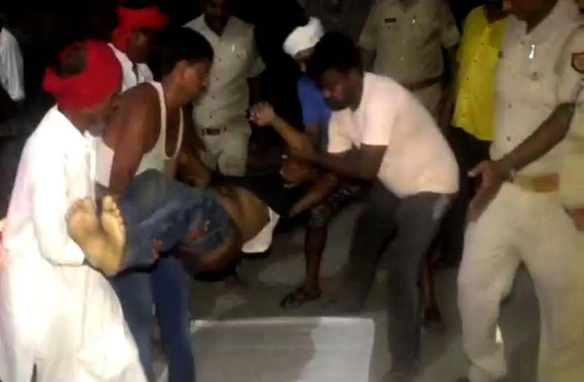 BIG NEWS महज 180 रुपये के लिये यूपी में पीट-पीटकर हत्या