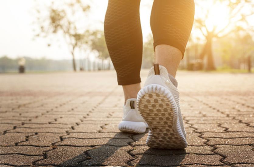 30 से 40 मिनट की नियमित वाॅॅॅक कम करेगी वजन